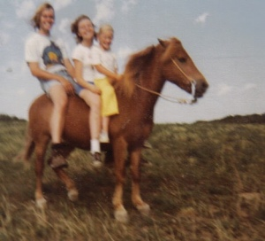 GaryAprilMeJoeJuly1977