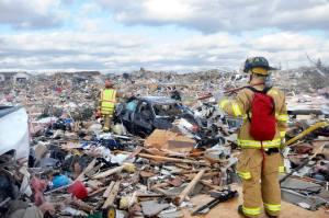 Photo  by David Zalanik - Washington, Illinois damage